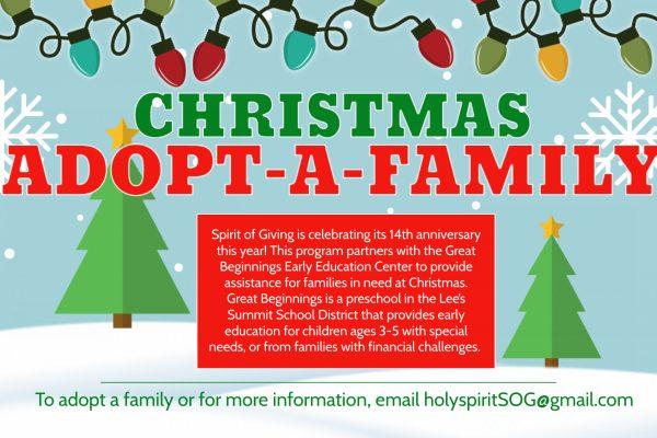 Christmas Adopt-a-Family