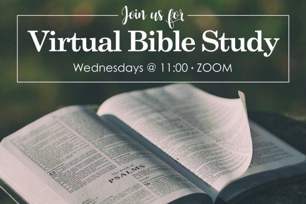 Virtual Bible Study ZOOM Link